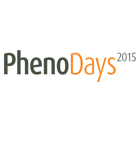 Phenodays conference on plant phenotyping 2015 in munich