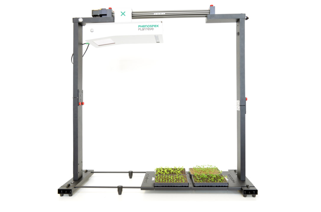 MicroScan - for small digital plant phenotyping tasks